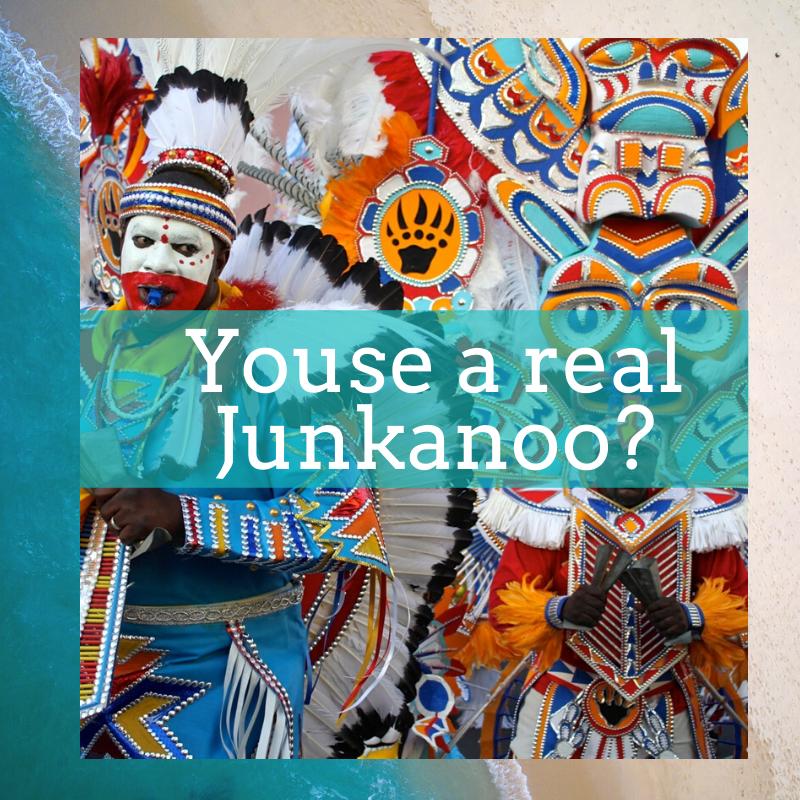 Quiz - Youse a real Junkanoo?