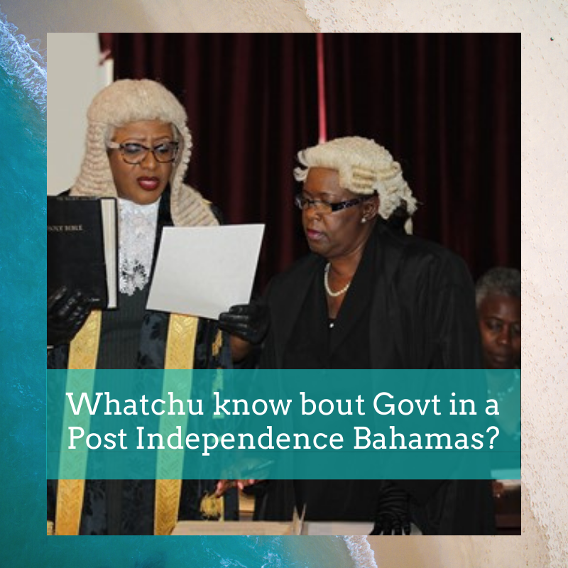 Quiz about a Post Independence Bahamas
